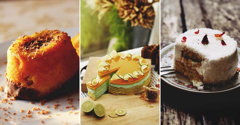 39 Delicious and Healthy Cake Recipes for a More Well Balanced Diet