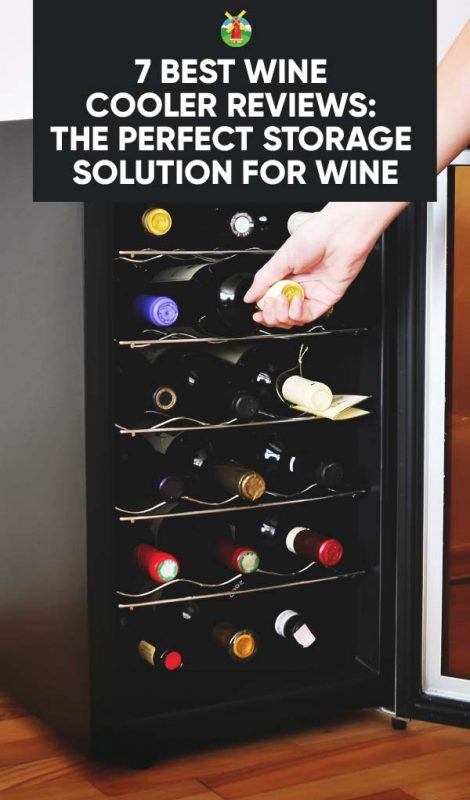 It will keep your favorite bottles of wine at the optimal drinking temperature until you are ready to enjoy them either on your own or share your fabulous ... & 7 Best Wine Cooler Reviews: The Perfect Storage Solution for Wine