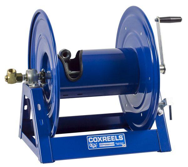 Coxreels Steel Hand Crank Hose Reel