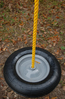 If You Are Looking For A Totally Different Type Of Tire Swing For Your  Backyard Then This Could Just Do The Trick. Not Only Is This A Cheaper  Alternative, ...