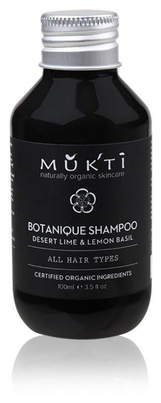 Mukti Organics - Organic / Vegan Botanique Shampoo