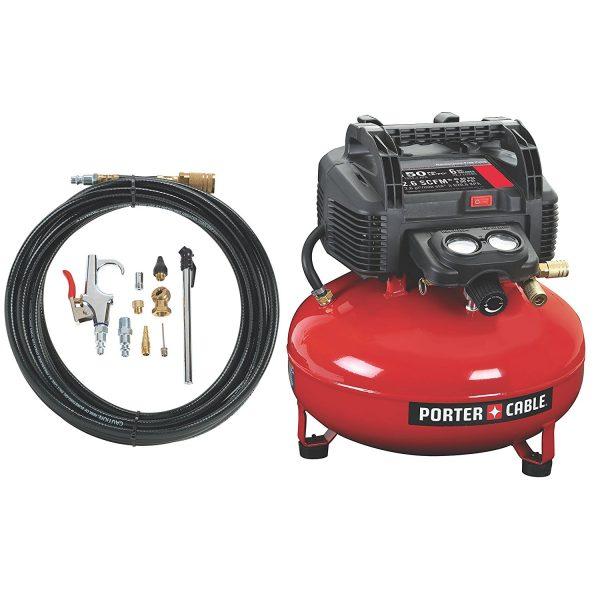 Porter-Cable Pancake Air Compressor