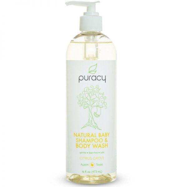 Puracy Natural Baby Shampoo