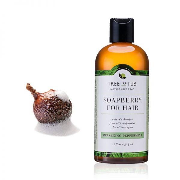 Tree to Tub Organic Shampoo for Men & Women