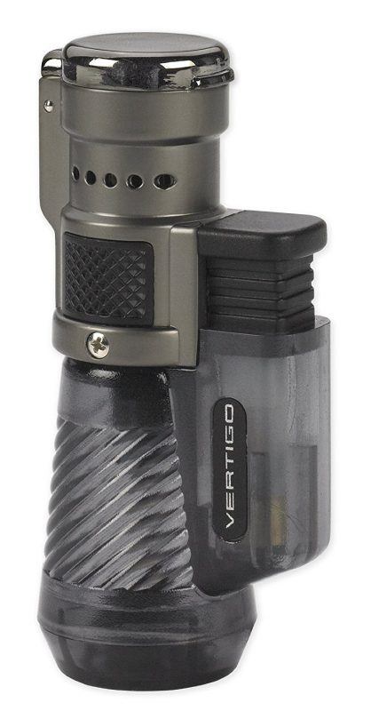 Vertigo Cyclone Torch Lighter (charcoal)