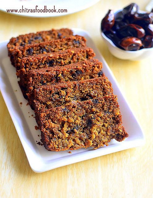 How To Make Dates Cake Without Egg