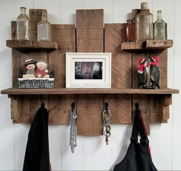 101 Diy Coat Rack Projects For Heartwarming Inspirational