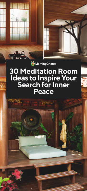 30 meditation room ideas to inspire your search for inner - Small meditation room ideas ...