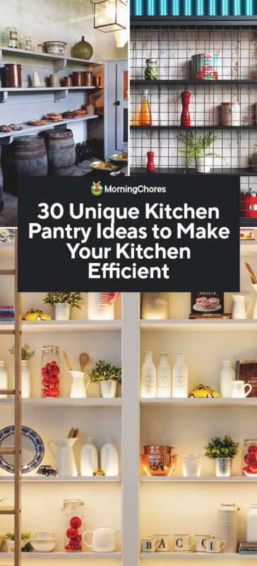 Today We Have A List Of 30 Outstanding Pantries And Pantry Ideas To  Encourage You To Make Some Changes In Your Kitchen!