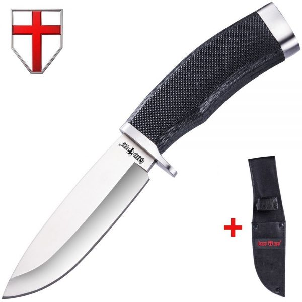 Grand Way 148109 Hunting Survival Fixed Blade Knife