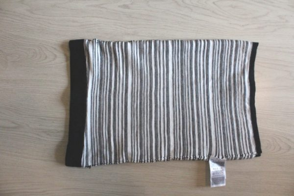 Skirt inside-out
