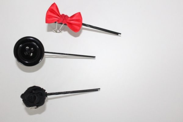 Accessorize Your Plain Bobby Pins in Minutes