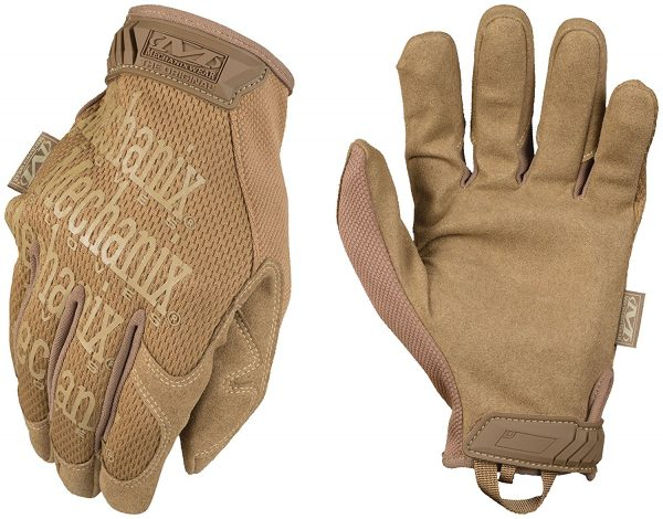 Mechanix Wear - Original Coyote Tactical Gloves