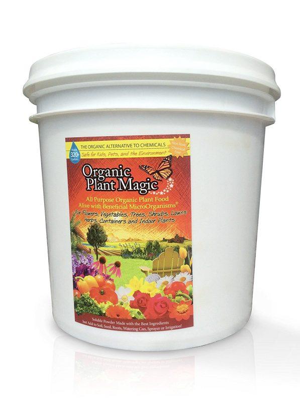 Organic Plant Magic Instant Compost Tea Fertilizer Plant Food