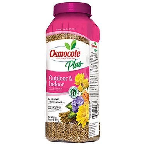 Osmocote Plus 2-Pound Outdoor and Indoor Smart-Release Plant Food