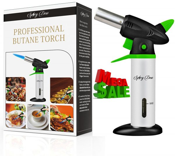 8 best kitchen torch reviews create professional culinary artwork rh morningchores com