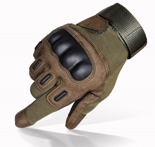 TitanOPS Gear Full Finger and Half Finger Tactical Gloves