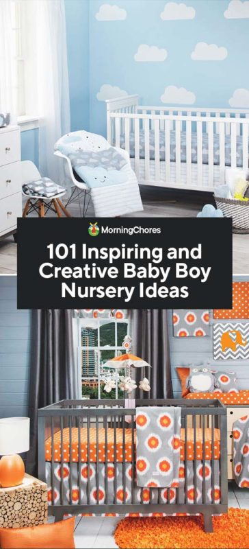 Below Is A List Of 101 Inspiring And Creative Boy Baby Nursery Ideas That Will Get You Started On The Renovation