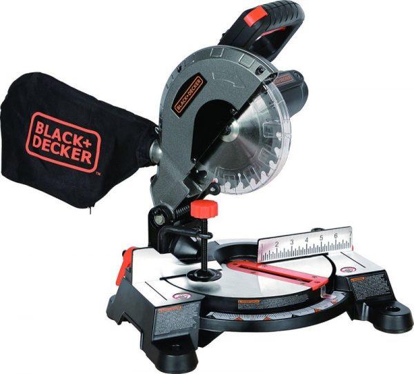 Black+Decker M1850BD 7-1/4-inch Compound Miter Saw
