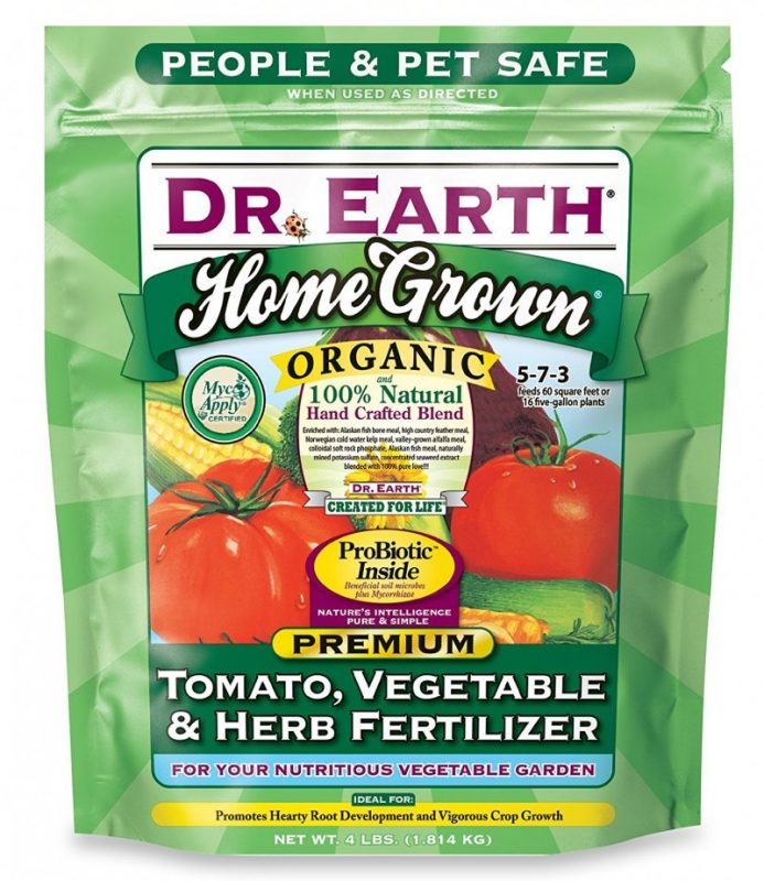 Plant Magic Food 100 Organic Fertilizer Easy To Use All Purpose For