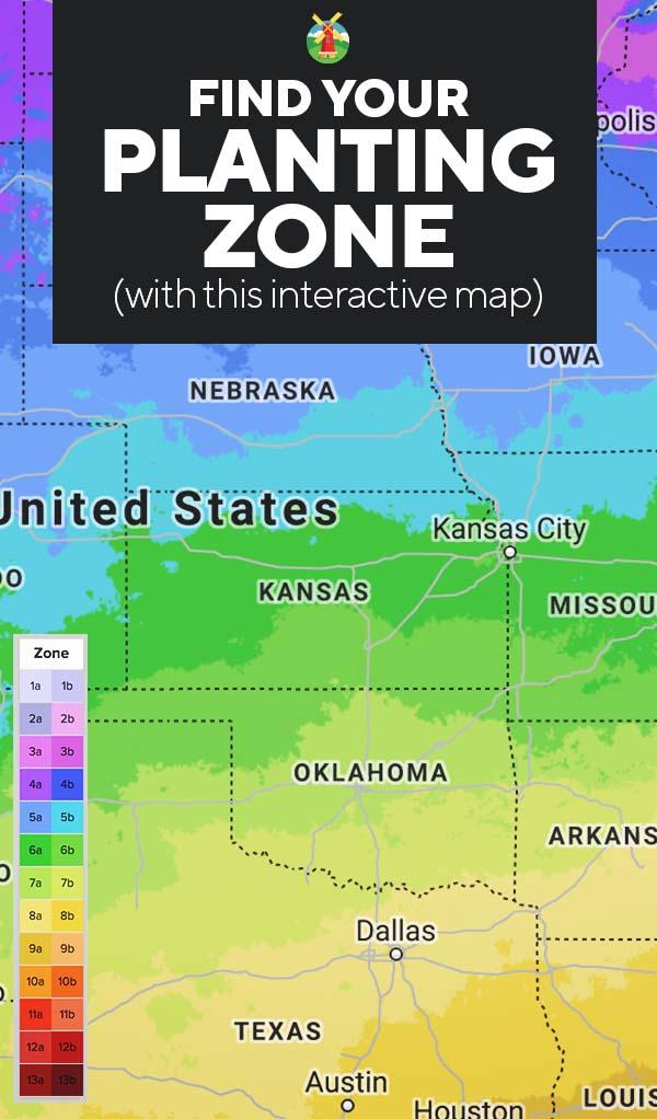 Calendar Ideas Zip : Planting zones map find your gardening by zip code