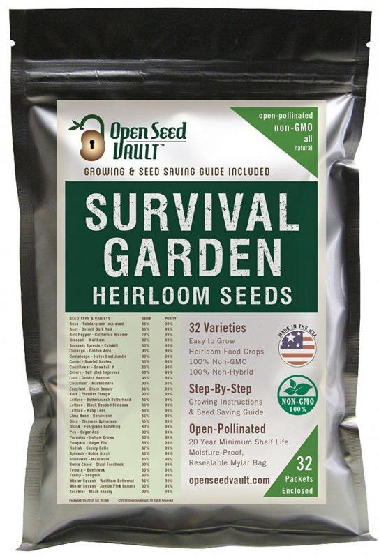 Open Seed Vault