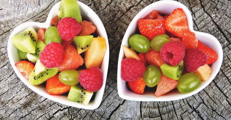 Healthy Fair Food Options