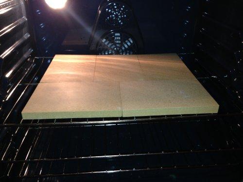Falls Culinary. Inc Dough-Joe® 15 x 18-inch Pizza Stone (5-piece set)