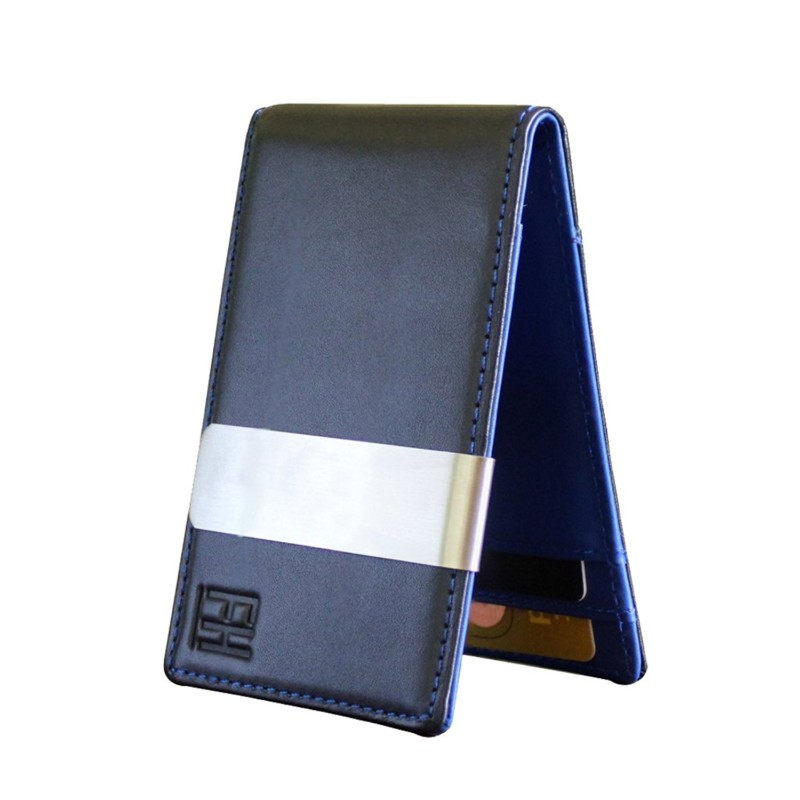 Forrest and Harold Money Clip Wallet