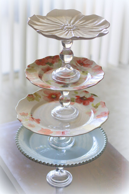 cake stand ideas