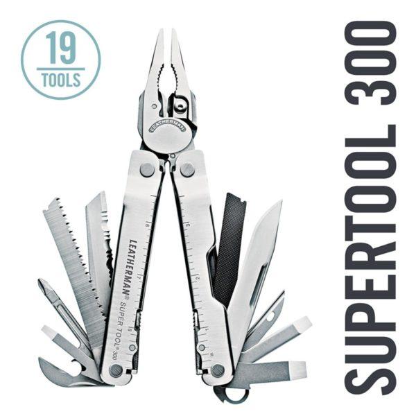 Leatherman - Super Tool 300 Multitool