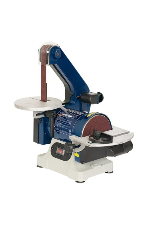 RIKON Power Tools 50-151 1 x 30-inch Belt and 5-inch Disc Sander