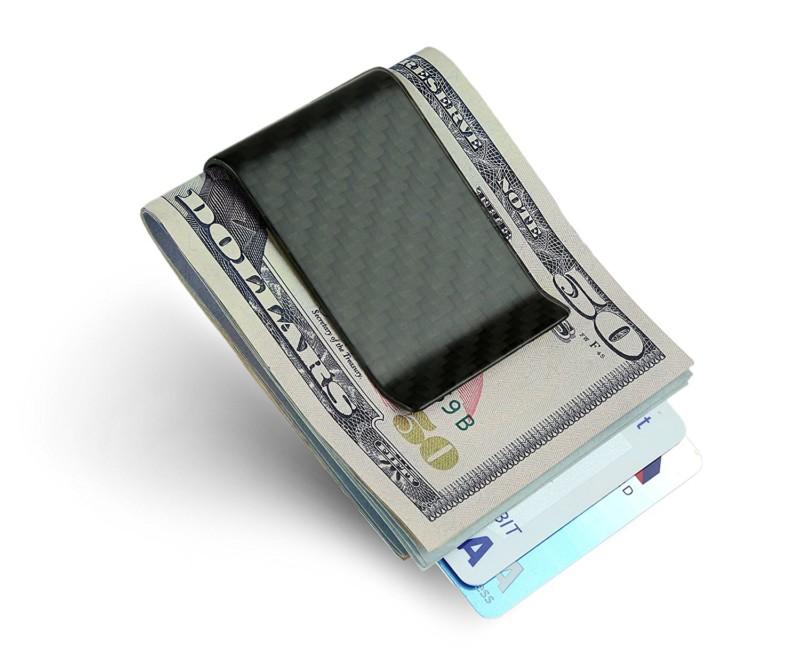 serman brands money clip credit card holder - Money Clip Credit Card Holder