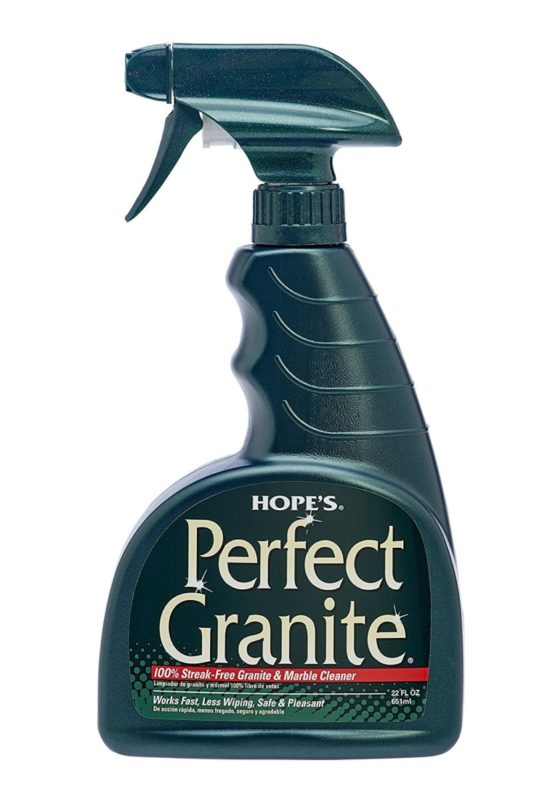 HOPE'S 22-Ounce Perfect Granite & Marble Cleaner