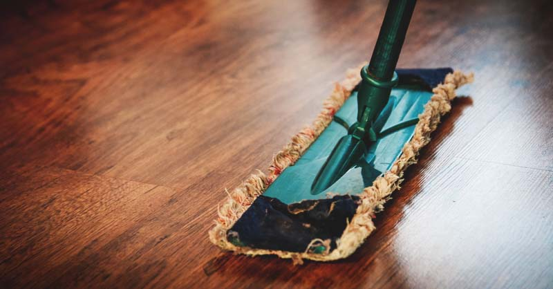 How To Clean Wood Floors And Make Them Gorgeous Again In 7 Steps