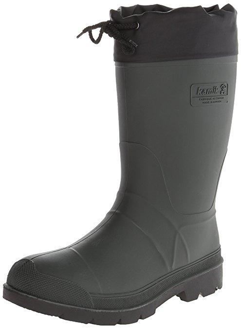 Kamik Men's 12-inch Hunter Boots