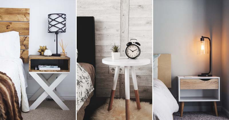 100 functional diy nightstand builds to instantly impress your guests solutioingenieria Gallery