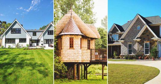 25 Gorgeous Farmhouse Plans for Your Dream Homestead House