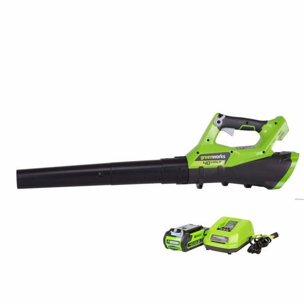 Greenworks 2400802 40V Cordless Leaf Blower