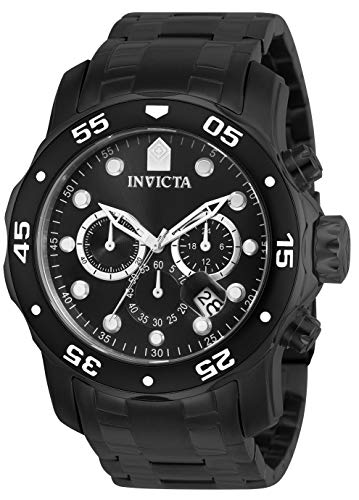 Invicta Men's 0076 Pro Diver Collection Military Watch
