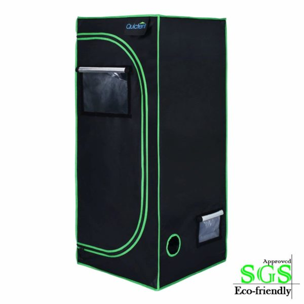 Quictent 24x24x48-inch Hydroponic Grow Tent