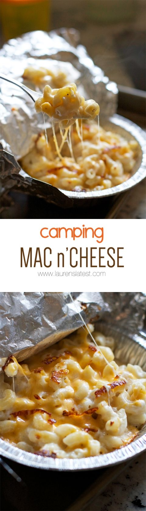 Camping Mac N Cheese