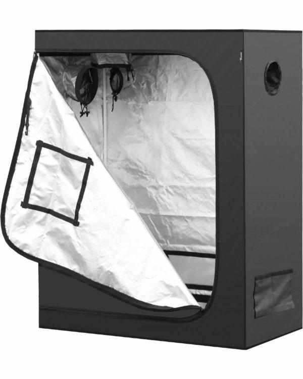 iPower 48X24X60-inch Hydroponic Grow Tent