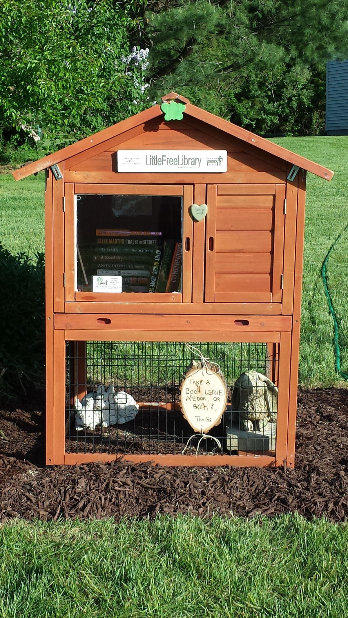 44 Little Free Library Plans That Will Inspire Your