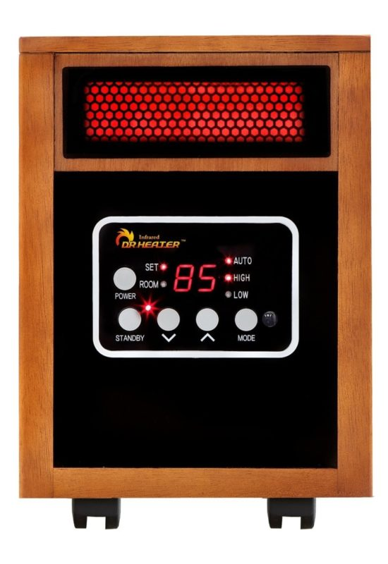Dr Infrared Heater Space