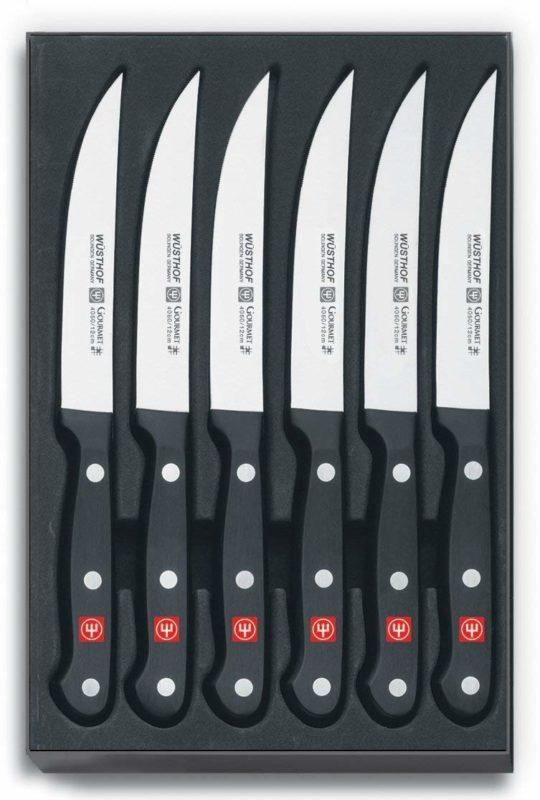Wustoff Six-piece Steak Knife Set