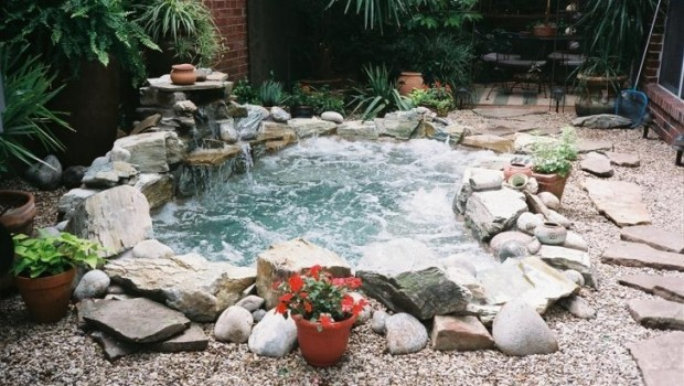 The Natural Hot Tub Design