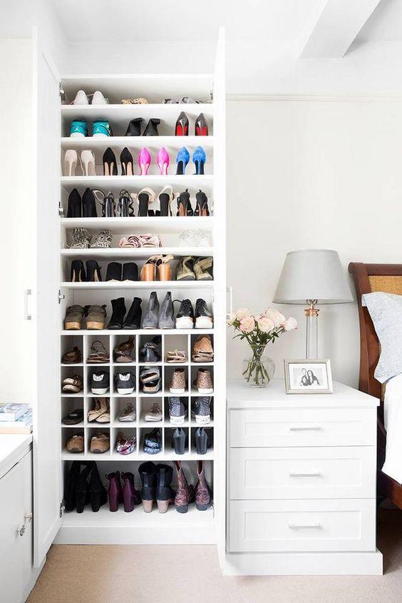 California Shoe Closet