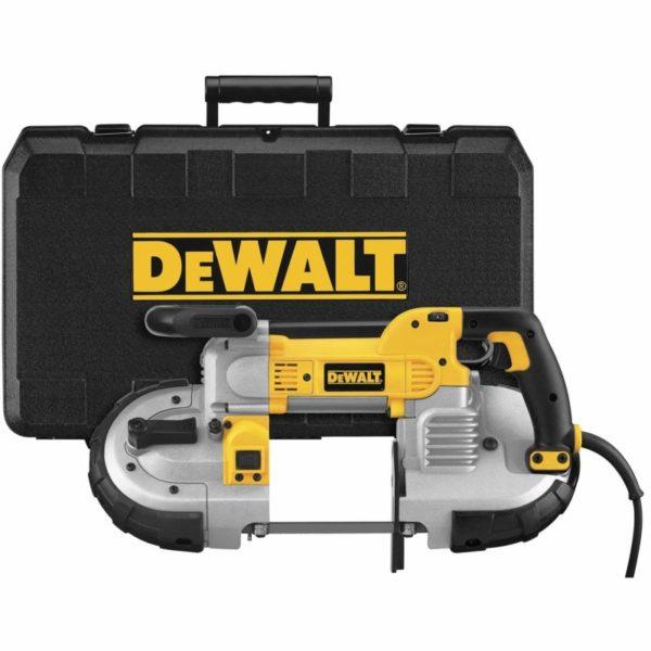 DEWALT DWM120K 10 Amp Portable Band Saw Kit