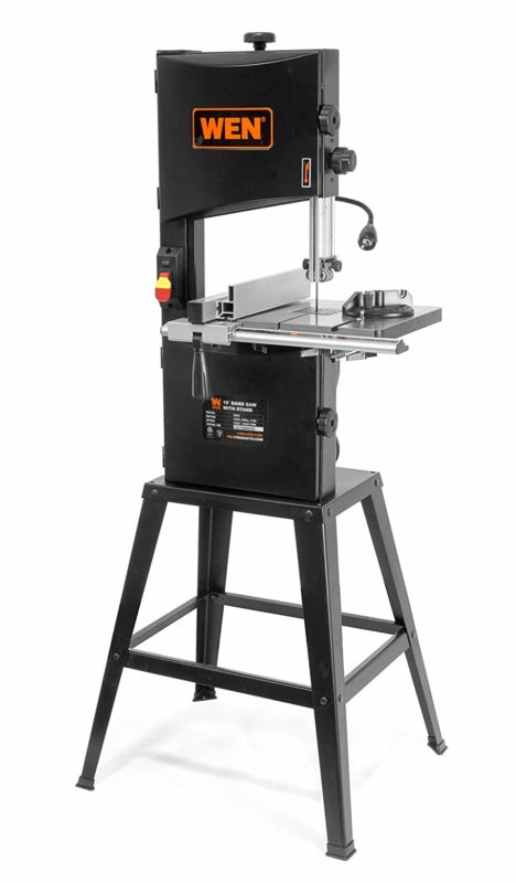 WEN 3962 10-inch Two-Speed Band Saw